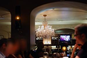bar view the tempus bar the george hotel edinburgh scotland