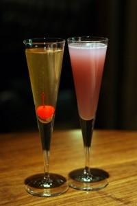 cocktails the tempus bar the george hotel edinburgh scotland