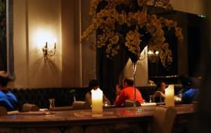tempus restaurant the george hotel edinburgh