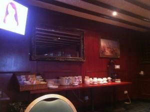 anchorage hotel breakfast area
